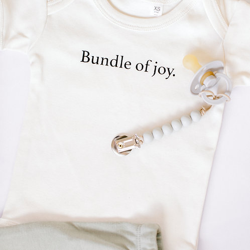 Bundle Of Joy Onesie