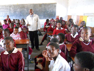 One year later - Update from Shurugwi Primary School