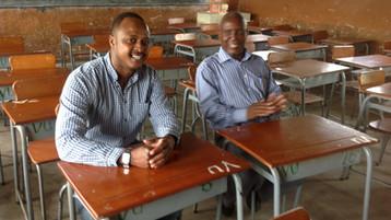 Aspīrāre's President & Cofounder visits Vungwi: a year later