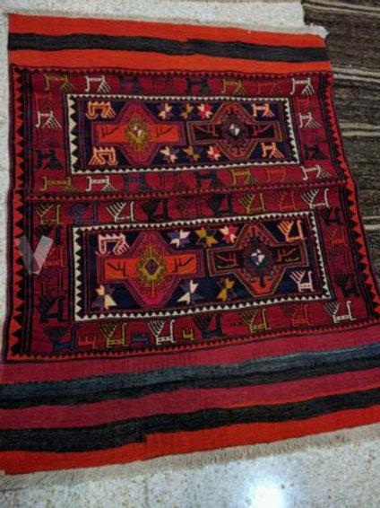 alfombras kilim persa, Mafrash