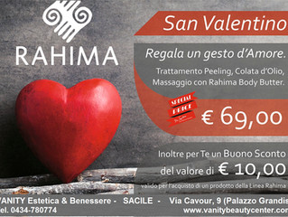 San Valentino in bellezza