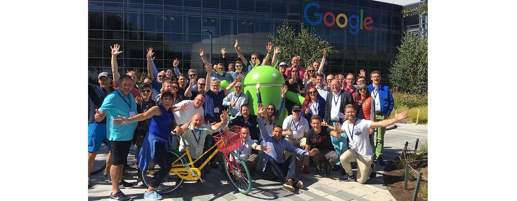 Teilnehmergruppe bei Google Campus 2017