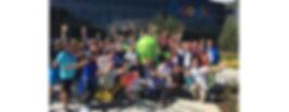 Teilnehmergruppe beiGoogle Campus 2017