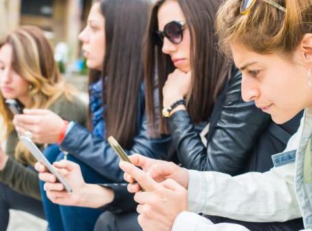 L'effet du smartphone sur les jeunes...