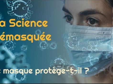 Le masque chirurgical protège-t-il réellement contre les maladies infectieuses respiratoires ?