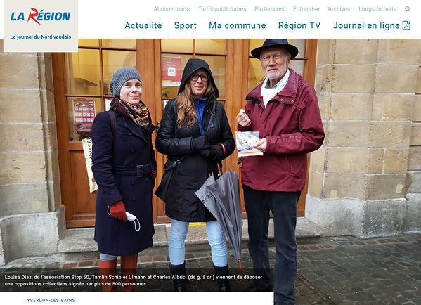 La Région oppositions 5G Yverdon.JPG