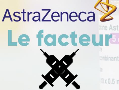 Thérapies géniques, AstraZeneca : le facteur X