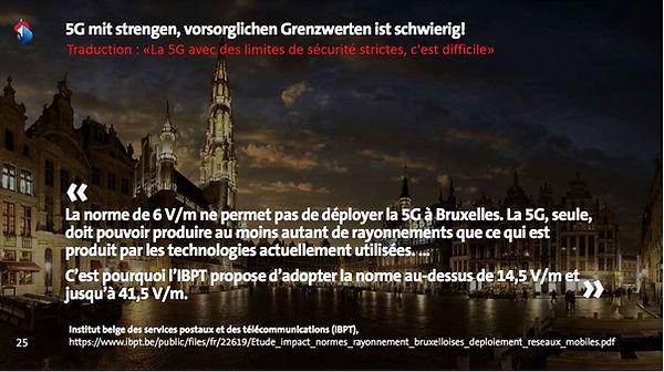 Swisscom, 5G et limites augmentées (trad