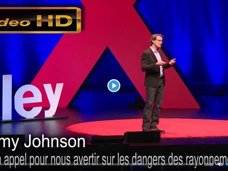 Jeromy Johnson lance un appel pour nous avertir sur les dangers des rayonnements du sans fil