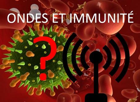 Ondes électromagnétiques (RNI) et système immunitaire