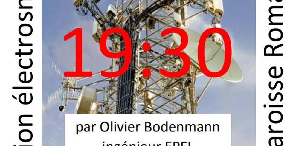 Romainmôtier 30 JAN : conférence Electrosmog et 5G