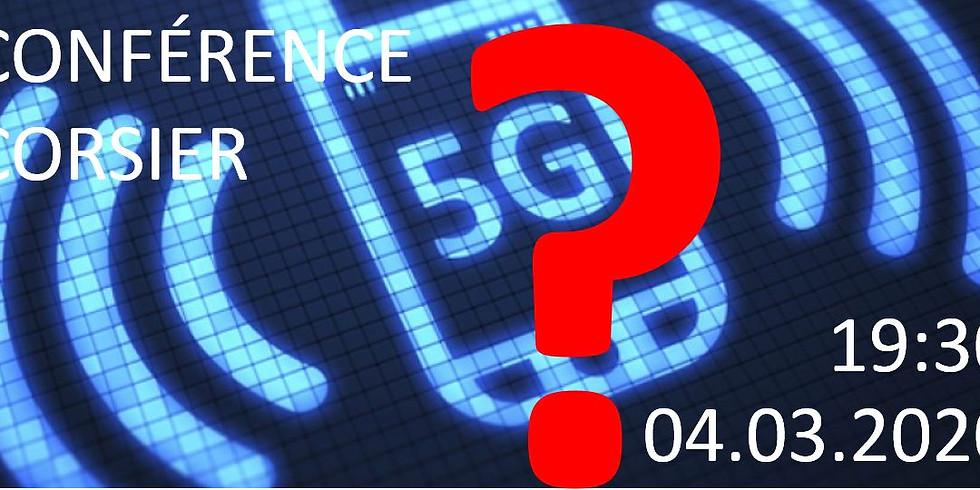 Conférence STOP5G Corsier-sur-Vevey 4 MARS 19H30