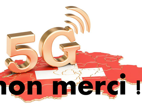 "Groupe FaceBook ""5G en Suisse non merci"""