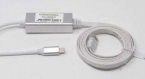 Adaptateur réseau iPad ou iPhone (Lightning).JPG