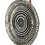 Thumbnail: Chapati XL Star Disc Ring .925