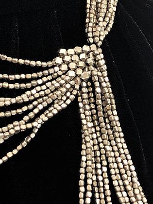 Asym Flapper Necklace`