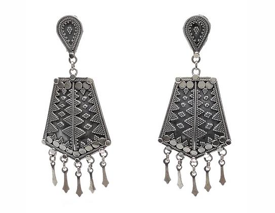 Zuni Stud Earrings .925