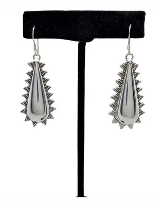Beetlegeuse Earrings .925