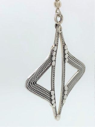 Hollywood Star Earrings .925