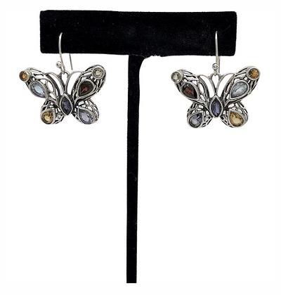 Butterfly Earrings .925