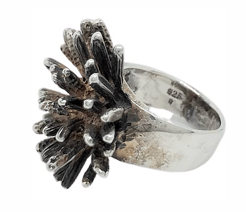 Anemone Ring .925