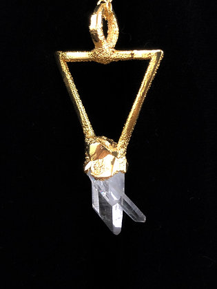 Triangle Cluster Amulet