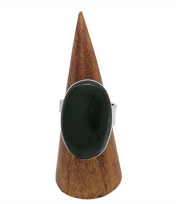 Malachite Ring .925