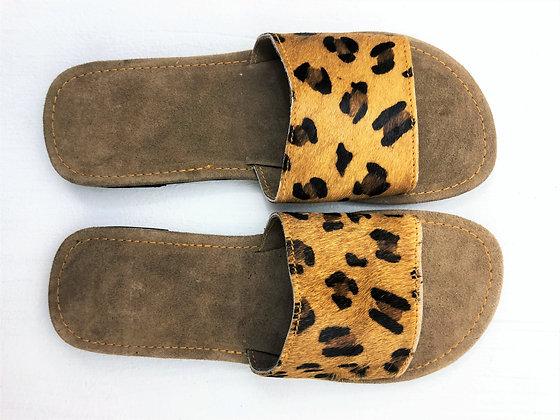 Resort Slides Leopard