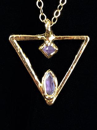 Dual Set Vulva Amulet