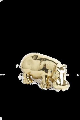 Brass Hippo
