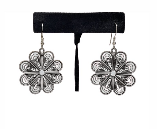 Clover Earrings .925