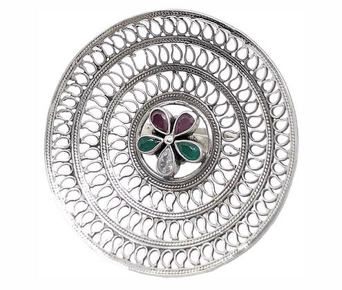 Chapati Italia Ring .925