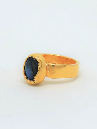Small Bezel Ring