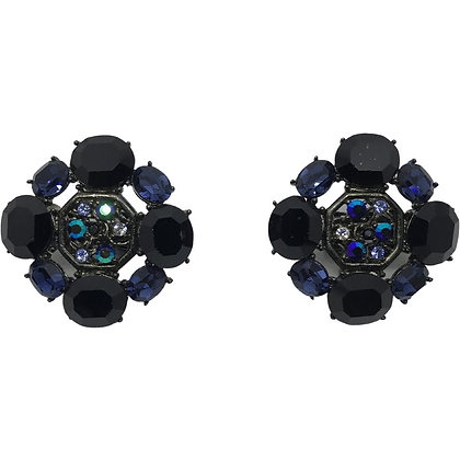 80s Givenchy Clip On Earrings