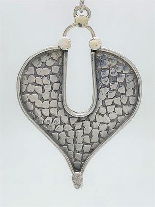 Garden Spade Earrings .925