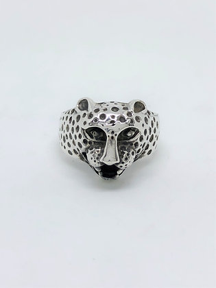 Leopard Ring .925