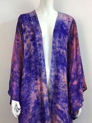 Love Nomadic Silk Kimono Robe
