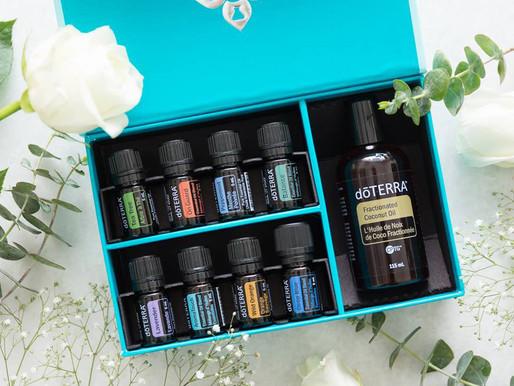 Essential Oils: Uplifting Diffuser Recipe