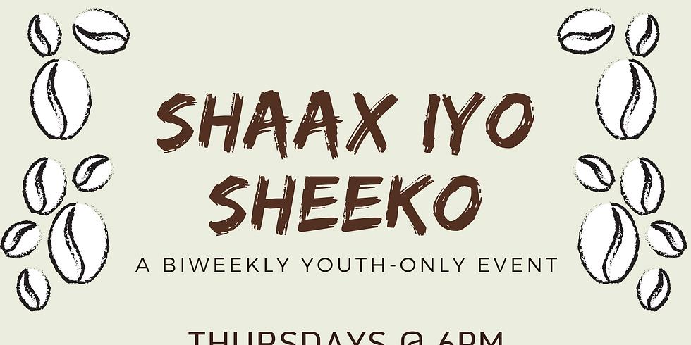 Shaax iyo Sheeko