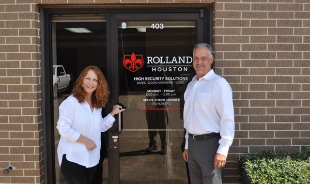 Welcome to our Houston Rolland Office