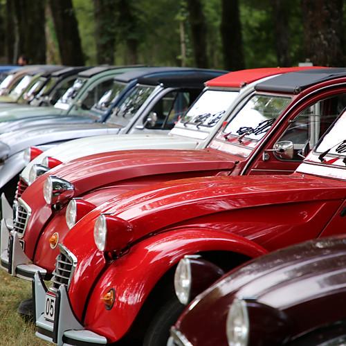 100 ans de Citroën : le Rassemblement du Siècle
