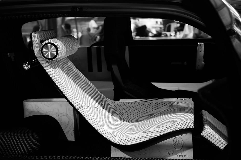 19_19 : le concept car Citroën exposé dans le Pavillon de la marque