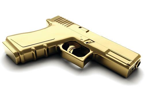 TiN PVD Coating Gun