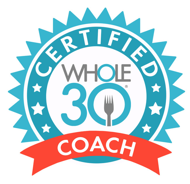 Whole30 Certified Coach!