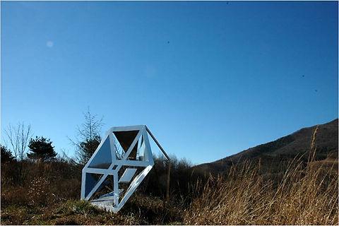 8.flatcube,stainless steel350X350X300,.j