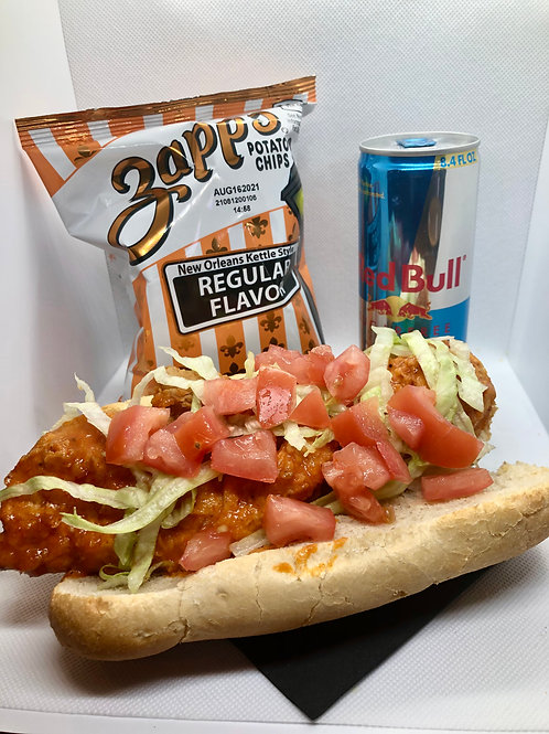 Spicy Buffalo Chicken sasndwich