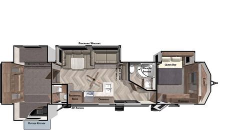 Wildwood Lodge (DLX) - T42QBQ