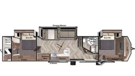 Wildwood Lodge (DLX) - 4002Q
