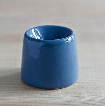 Чернильница - непроливайка (синяя)