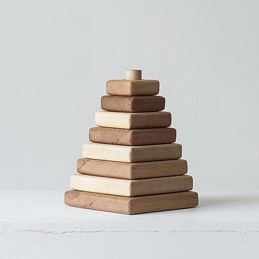 "Развивающая игра ""Пирамида"""